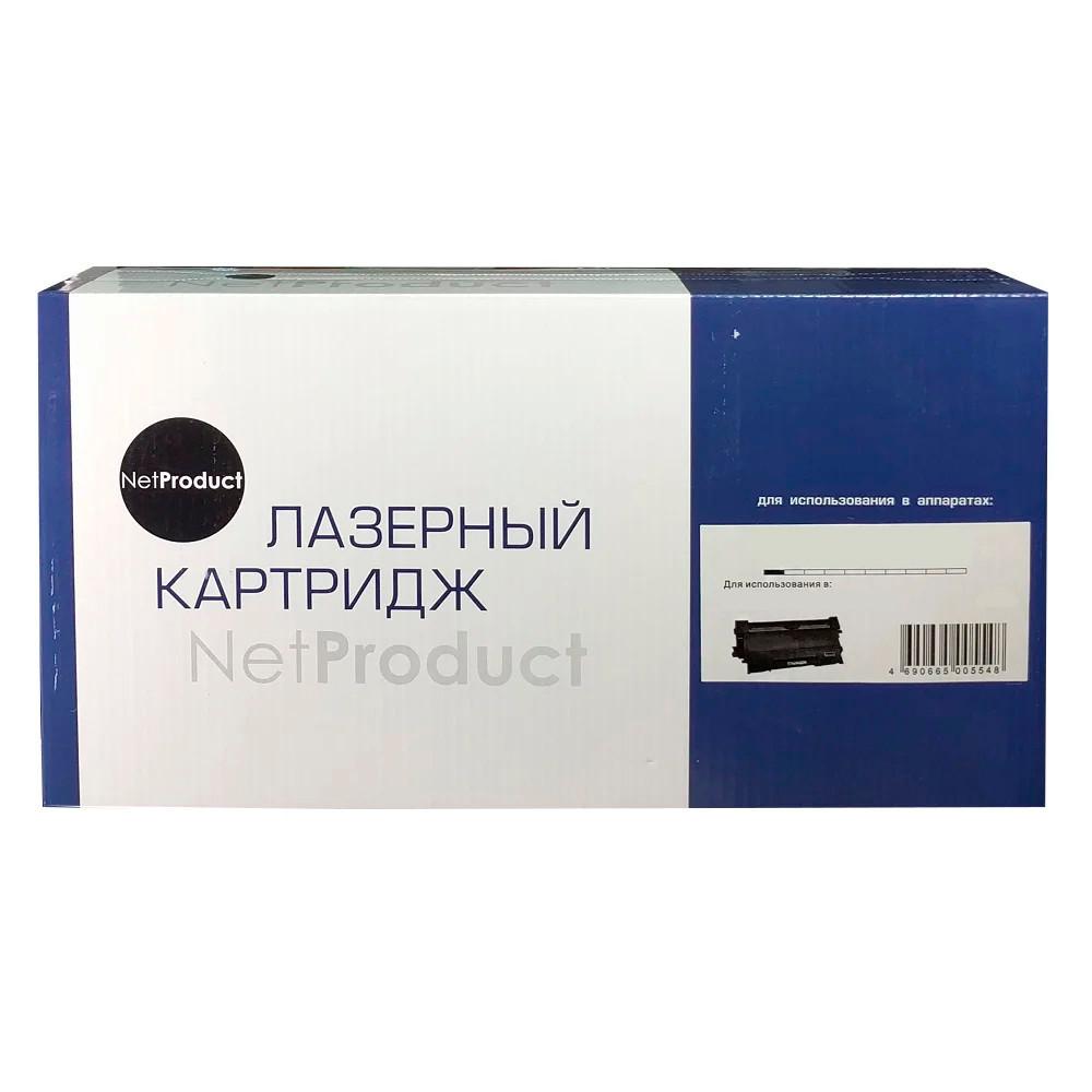 Картридж NetProduct Q6002A 124A для HP